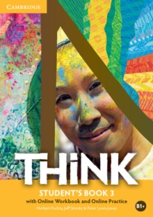 Think Level 3 Student's Book with Online Workbook and Online Practice - Puchta, Herbert