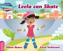 Image for Leela can skate