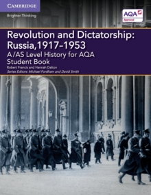 Revolution and dictatorship  : Russia, 1917-1953: Student book