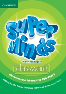 Image for Super Minds American English Level 2 Classware and Interactive DVD-ROM