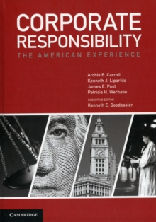 Image for Corporate responsibility  : the American experience