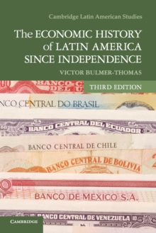 Image for The economic history of Latin America since independence