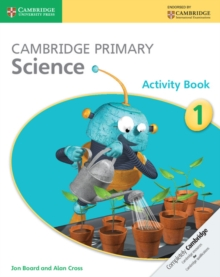 Image for Cambridge primary science1: Activity book