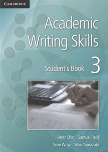 Image for Academic Writing Skills 3 Student's Book
