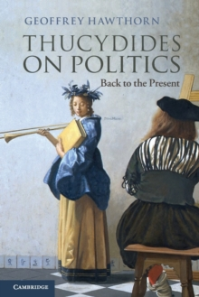 Image for Thucydides on politics  : back to the present
