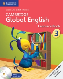 Image for Cambridge global EnglishStage 3,: Learner's book