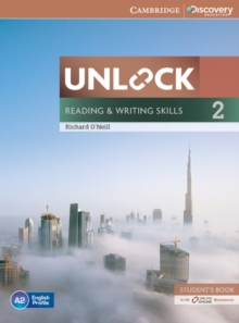 Image for Unlock  : reading and writing skillsLevel 2