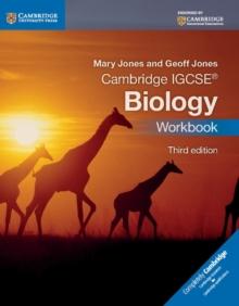 Image for Cambridge IGCSE (R) Biology Workbook