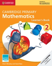 Image for Cambridge primary mathematicsStage 2,: Learner's book