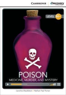 Image for Poison  : medicine, murder, and mystery