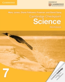 Image for Cambridge checkpoint science: Workbook 7