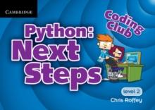 Image for PythonLevel 2,: Next steps