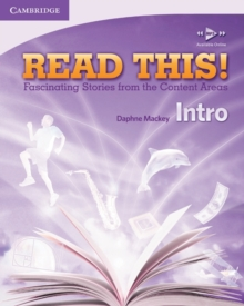 Image for Read this!: Intro student's book