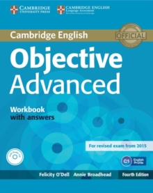 Image for Objective Advanced Workbook with Answers with Audio CD