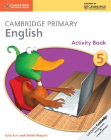 Image for Cambridge Primary English Activity Book 5