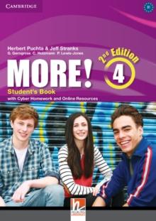 More!Level 4,: Student's book - Puchta, Herbert