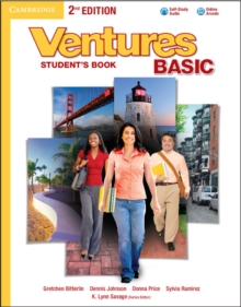 Image for Ventures: Student's book