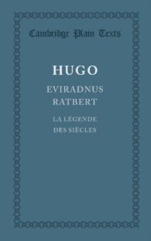 Image for Eviradnus Ratbert : La legende des siecles