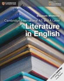 Image for Cambridge International AS and A Level Literature in English Coursebook