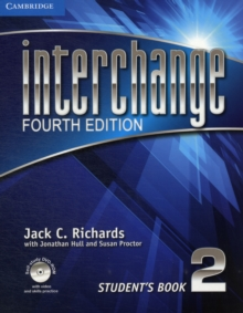Image for InterchangeStudent's book 2