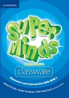 Image for Super Minds American English Level 1 Classware and Interactive DVD-ROM