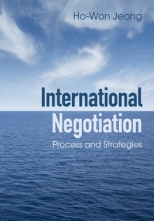 Image for International negotiation  : process and strategies