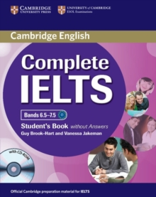Image for Complete IELTS: Bands 6.5-7.5