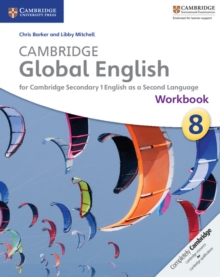 Image for Cambridge Global English Stage 8 workbook