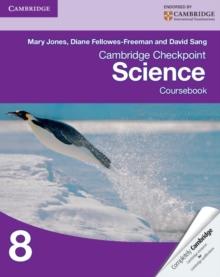 Image for Sciencecoursebook 8