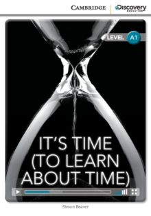 Image for It's time (to learn about time)