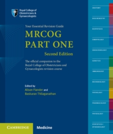 Image for MRCOG part one  : your essential revision guide
