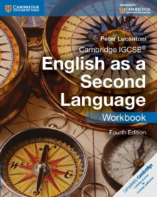 Image for Cambridge IGCSE English as a second language workbook