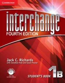 Image for Interchange: Student's book 1B