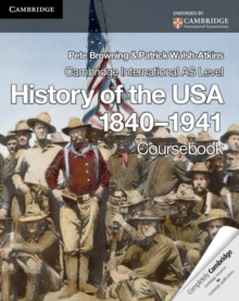 Image for Cambridge international AS level history of the USA 1840-1941: Coursebook
