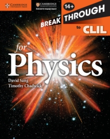 Image for Breakthrough to CLIL for physics