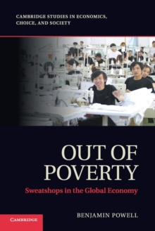 Image for Out of poverty  : improving lives and economic growth