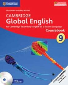 Image for Cambridge global English coursebook  : for Cambridge Secondary 1 English as a Second LanguageStage 9
