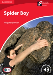 Spider Boy - Johnson, Margaret