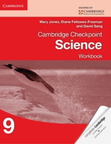 Image for Cambridge checkpoint scienceWorkbook 9
