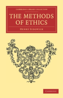 Image for The Methods of Ethics