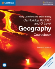 Image for Cambridge IGCSE geography coursebook