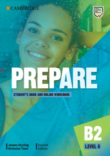 Prepare!Level 6,: Student's book - Styring, James