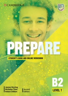 Prepare!Level 7,: Student's book - Styring, James