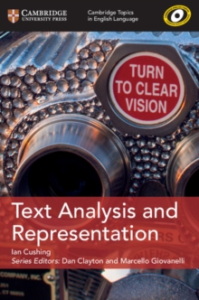 Image for Text analysis and representation