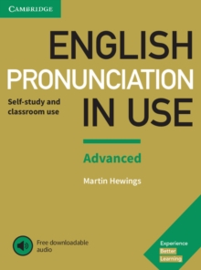 English pronunciation in use  : self-study and classroom use: Advanced - Hewings, Martin
