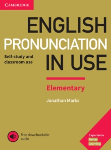 English pronunciation in useElementary book with answers - Marks, Jonathan