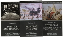 Cambridge History of the Second World War 3 Volume Paperback Set