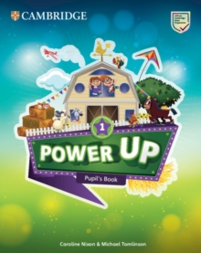 Power Up Level 1 Pupil's Book - Nixon, Caroline