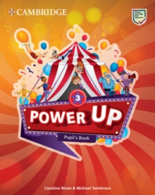 Power Up Level 3 Pupil's Book - Nixon, Caroline
