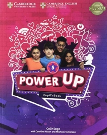 Power upLevel 5,: Pupil's book - Sage, Colin